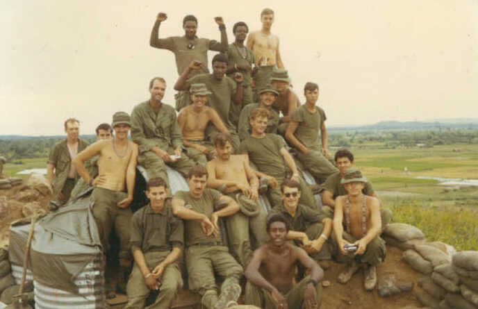... Co., 1st Battalion 6th Infantry, 198thInfantry Brigade, 23rd Infantry