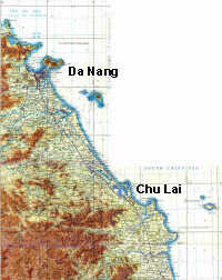 Quang Ngai Vietnam Map.Map Information And Selection 1st Battalion 6th Infantry Us Army