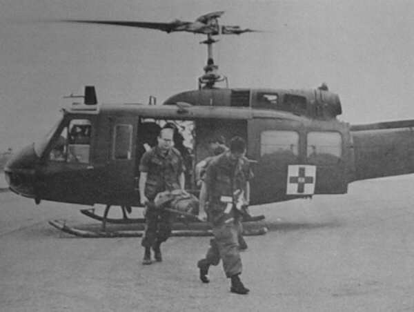 A Medivac Ride To The Rear Was Part Of Vietnam Experience For Far Too Many Soldiers Over 400 Infantrymen In 1st Battalion 6th Infantry Took That
